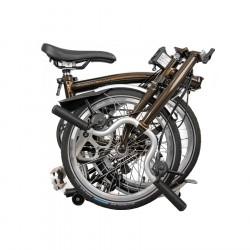 Vélo pliant BROMPTON M6L Black Lacquer