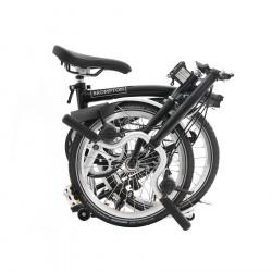 Vélo pliant BROMPTON M6L Black