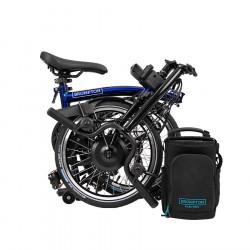 Vélo pliant électrique BROMPTON - Bolt Blue