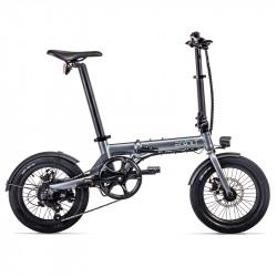 Vélo électrique ultra léger Eovolt City 4 vitesses