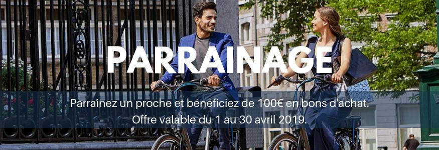 Altermove Vélo Electrique Parrainage