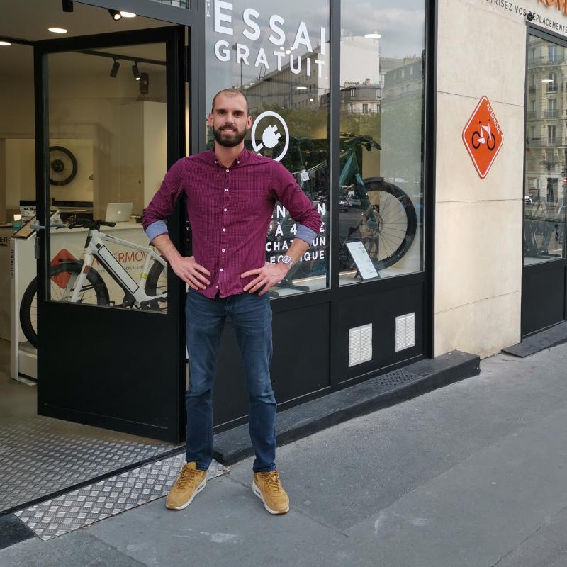 Stromer concept Store- Altermove- Speed Bike Paris- Stromer France- Stromer Paris