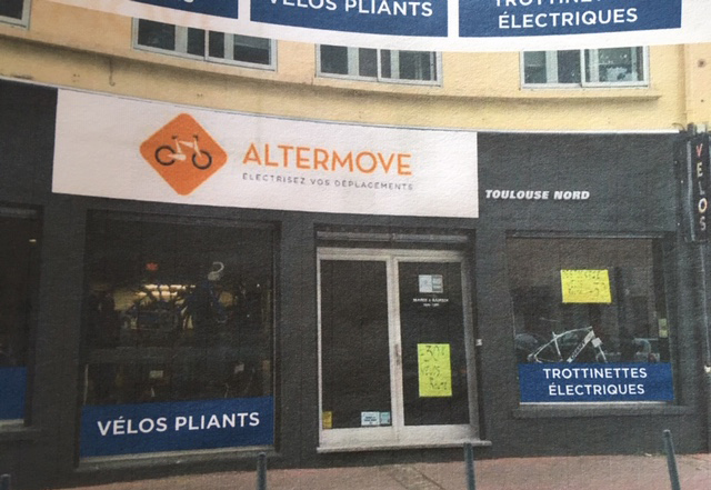 magasin altermove toulouse nord