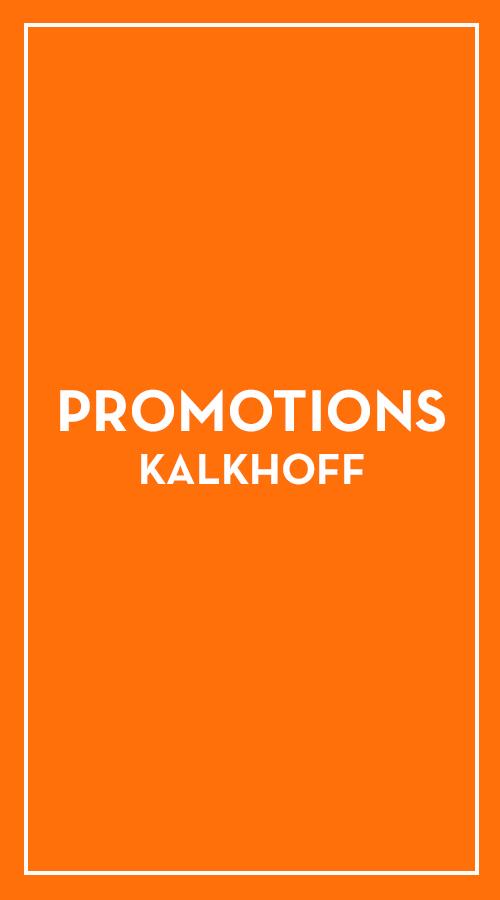 promotions kalkhoff