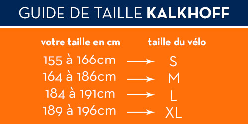 guide taille kalkhoff