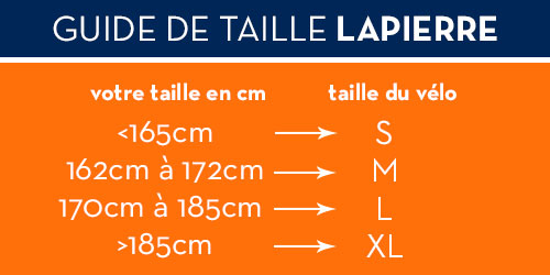 guide taille lapierre