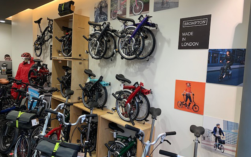 bandeau magasin brompton
