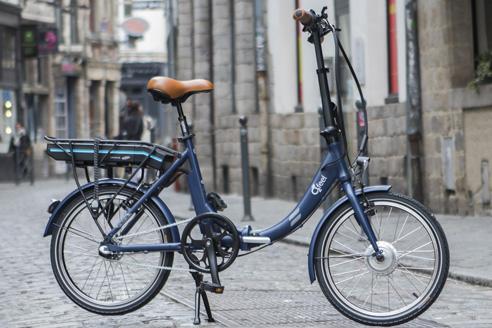 Vélo électrique Peps N3