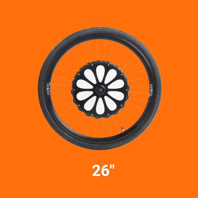 roue teebike 26 pouces