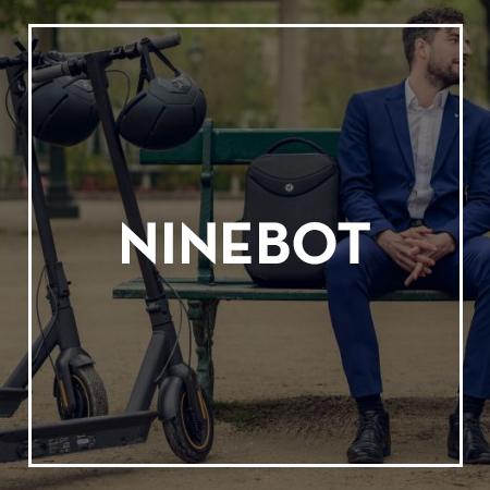 encart marque ninebot